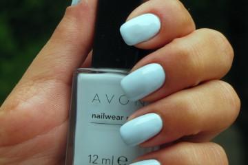 Avon Nailwear Pro Vintage Blue