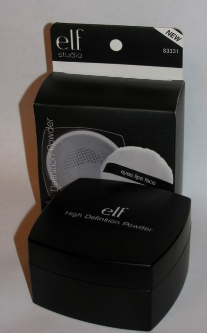 elf high definition hd powder