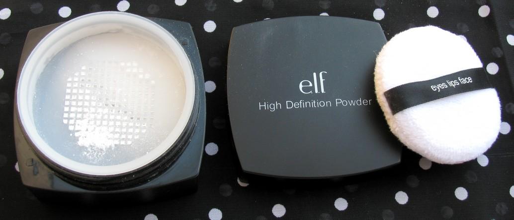 elf high definition hd powder
