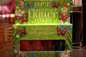 OPI Summer Flutter