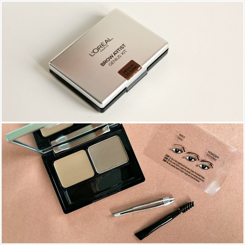loreal brow artist set
