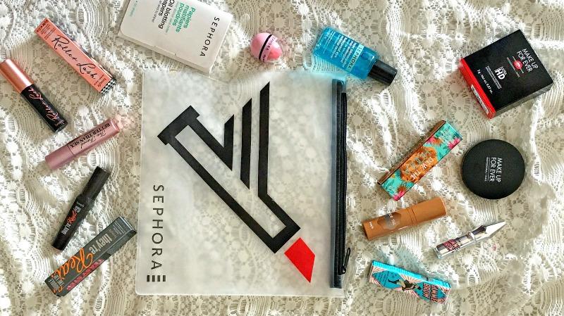 Beauty novosti avgust 2017 Sephora