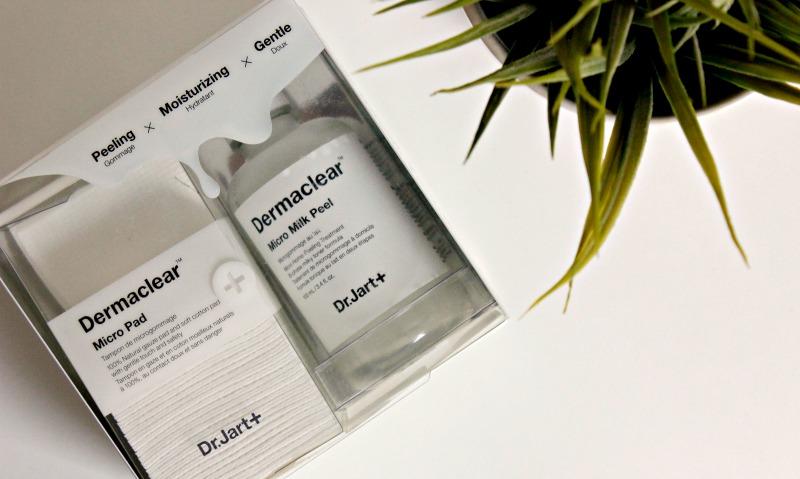 piling sa kiselinama Dr Jart+ Dermacklear Micro Milk Peel