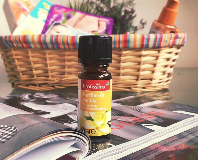 parfemsko ulje vanile