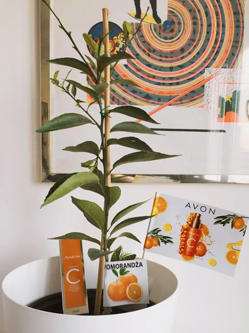 Avon Anew vitamin C serum